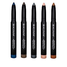 Skinn® Cosmetics Smudge Stick Waterproof Eye Pencil 5-piece Set