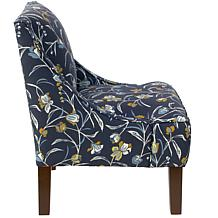 Skyline Furniture Swoop Arm ChairHigh Tech Arm Chairs   themoatgroupcriterion us. High Tech Arm Chairs. Home Design Ideas