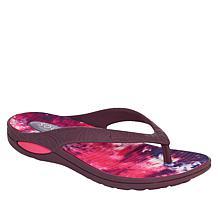 Soul Naturalizer Affinity Flip Tie-Dye Thong Sandal