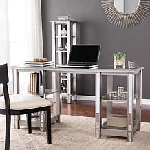 Southern Enterprises Aldwych Mirrored Desk