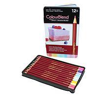 Spectrum Noir ColourBlend Artist Blending Pencil 12-pack
