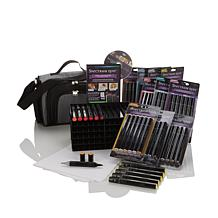Spectrum Noir Ultimate Marker Kit with 72 Pens