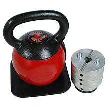 Stamina 36-lb. Adjustable Kettle Versa-Bell