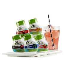 Stur All-Natural Water Enhancer Variety 5-pack