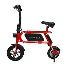 Swagtron SwagCycle Envy Folding E-Bike with Built-In Charger