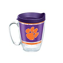Tervis NCAA Legend 16 oz. Mug with Lid - Clemson Tigers