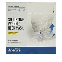 The Beauty Spy 5-pack Neogen 3D Agecure Wrinkle Neck Mask