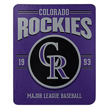 The Northwest Company Officially Licensed MLB Rockies Southpaw Throw