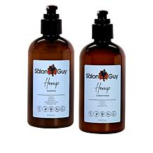 TheSalonGuy HEMP Shampoo and Conditioner Duo Set
