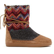 014cba129d9 TOMS Nepal Suede Mixed Media Pull-On Boot