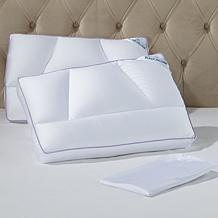 Tony Little DeStress® Micropedic Pillow 2-pack with 2 Pillowcases