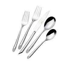 Towle Living Wave 42-piece Flatware Set