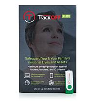 TrackOFF Elite Lifetime Privacy Software for Up To 5 Devices