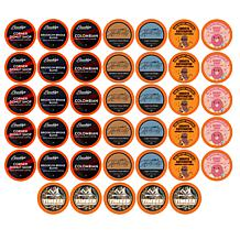 Two Rivers Coffee 40ct Medium Roast Coffee Pods Sampler