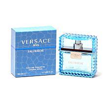 Versace Man Eau Fraiche Eau De Toilette Spray - 1.7 fl. oz.