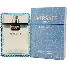 Versace Man Eau Fraiche EDT Spray for Men 3.3 oz.