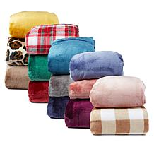Warm & Cozy Premium Plush Blanket