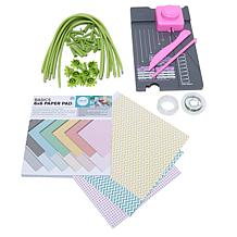 We R Memory Keepers Flower Punch Board Kit