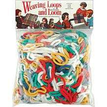 Weaving Loom and Loops Potholder Kit