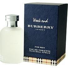 Weekend by Burberry Eau de Toilet Spray for Men 1 oz.