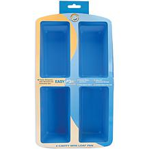 Wilton Easy-Flex Silicone Mini Loaf Pan