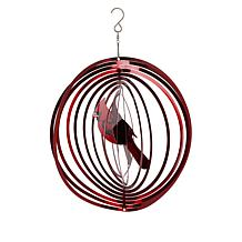 Wind and Weather Illusion Metal Spinner