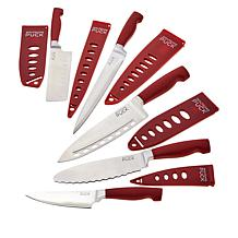 Wolfgang Puck 10-piece High Carbon Stainless Steel Cutlery Set