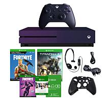 "Xbox One S ""Fortnite Battle Royale"" 1TB Console Bundle w/""Titanfall 2"""