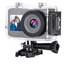 Xtreme Pro 4k Dual Screen Action Camera with Accessories