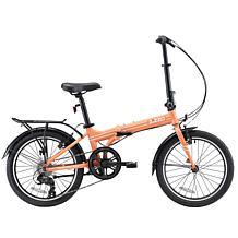 Zizzo Forte 7-speed Heavy Duty Aluminum Folding Bike
