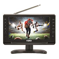 "10"" Portable TV and Digital Multimedia Player with Car Package"