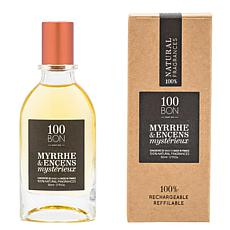 100 Bon Concentrate Myrrhe & Encens Mysterieux 1.7 oz. EDP Spray