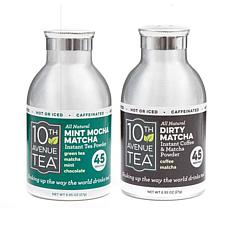 10th Avenue Tea Instant Matcha - 2-pack