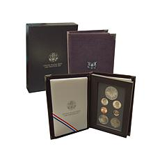 1989 S-Mint Prestige Proof Set