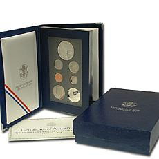 1993 Prestige Proof Set
