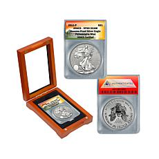 2011 RP69 ANACS Reverse Proof P-Mint Silver Eagle