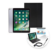 "2018 Apple iPad® 9.7"" 32GB Tablet with Keyboard Case - Space Gray"