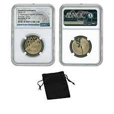 2018 First Day ANA Reverse PR70 NGC American Innovation $1 Coin