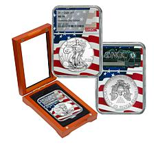 2019 MS70 NGC Silver Eagle - Memorial Day Edition
