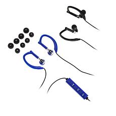 2pk Billboard Wireless Earbuds with Microphone & Touch Controls