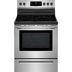 30 In. Freestanding Electric Range - Stainless Steel