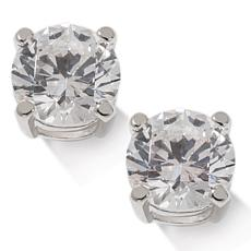 3ctw Absolute™ Round 4-Prong Stud Earrings
