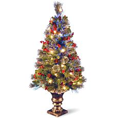 "48"" Fiber Optic Crestwood Spruce Tree"