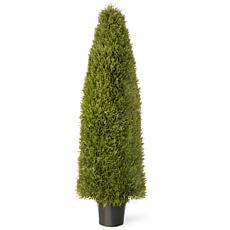 5' Artificial Topiary Juniper Tree