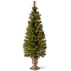 5' Montclair Spruce Entrance Tree w/Lights
