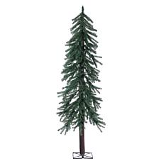 5' Unlit Alpine Tree - 475 tips