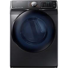 6500 Series 7.5 Cu. Ft. Gas Dryer- Black Stainless Steel