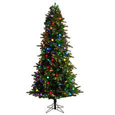 7.5' Montana Mountain Fir  Christmas Tree with 650 Lights