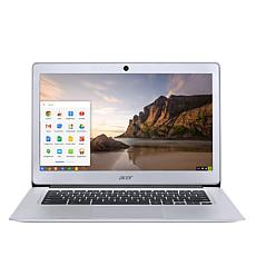 "Acer Chromebook 14"" Full HD Intel 4GB RAM, 32GB SSD Laptop Bundle"