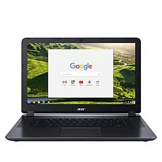 "Acer Chromebook 15"" Intel 4GB RAM, 32GB SSD Laptop with Voucher"